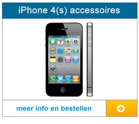 Bekijk hier het aanod met accessoires voor de iPhone 4 en de iPhone 4 s
