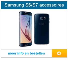 Bekijk het aanbod met accessoires voor de Samsung S7 en S6