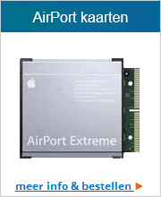 Bekijk hier het aanbod met Apple AirPort kaarten