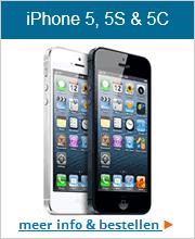 Bekijk hier alle iPhone 5 accessoires zoals iPhone 5 kabels en opladers!