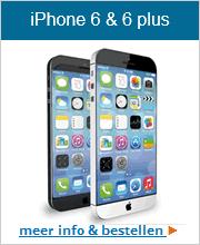 Bekijk hier de artikelen voor de iPhone 6 en iPhone 6 plus