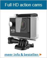 Bekijk hier het aanbod in Full HD Action Cams!
